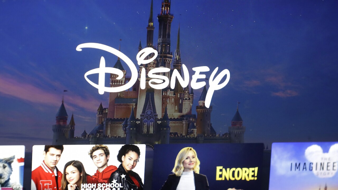 Disney to focus on streaming services as company overhauls entertainment, media businesses