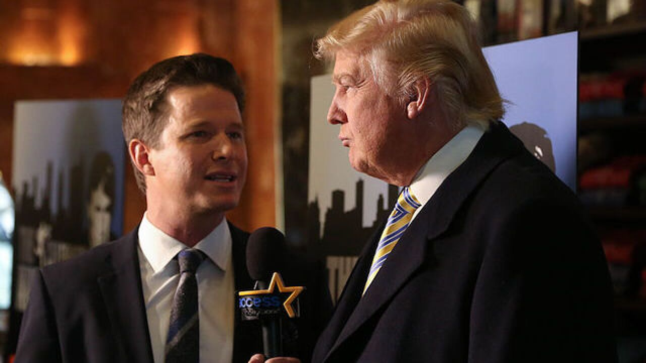 FBI sought Trump's communications with his personal lawyer regarding Access Hollywood