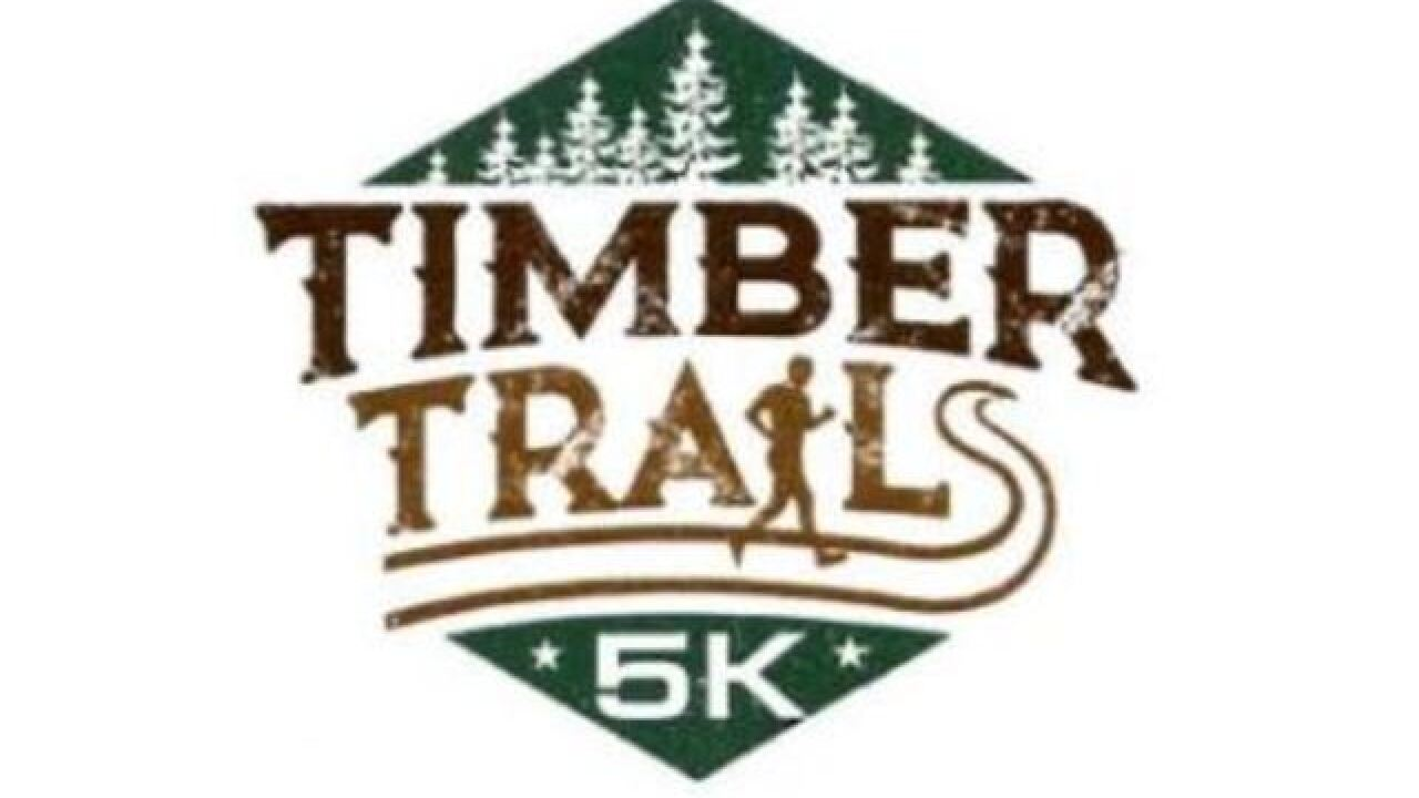 Unique Timber Trails 5k Hosted by Eaton County Parks