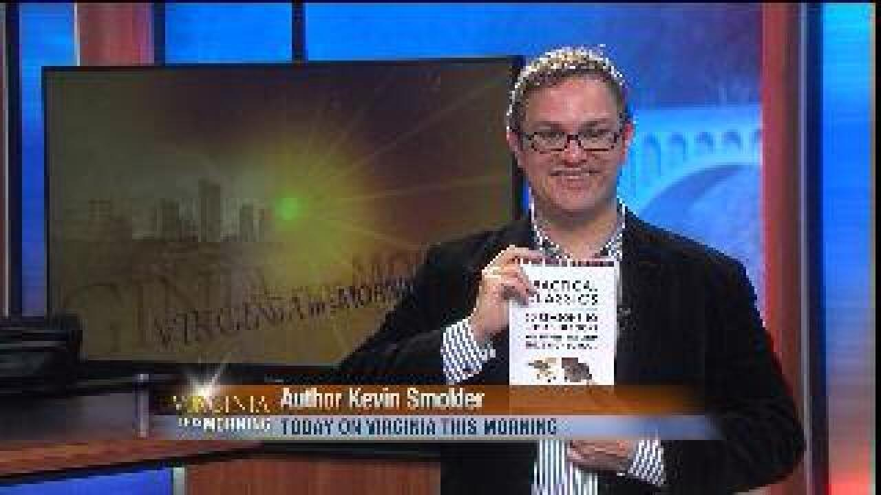 VIRGINIA THIS MORNING: Author Kevin Smokler