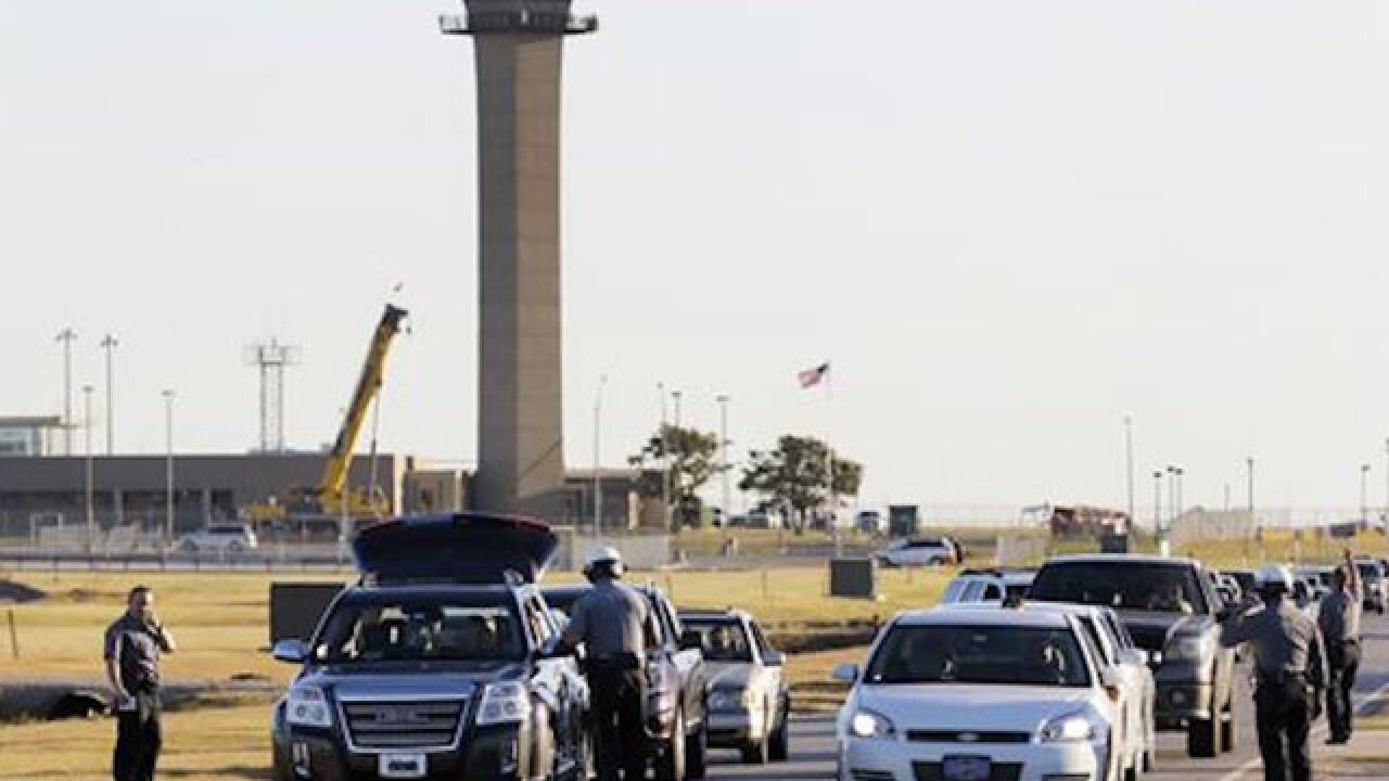 Retaliation likely motive in Oklahoma City airport shooting, police say