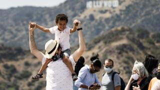Virus Outbreak California Reopening