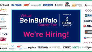 Be in Buffalo virtual career fair