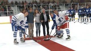 Second annual 'Play With Purpose' hockey game set for Aug. 11 at USA Hockey Arena