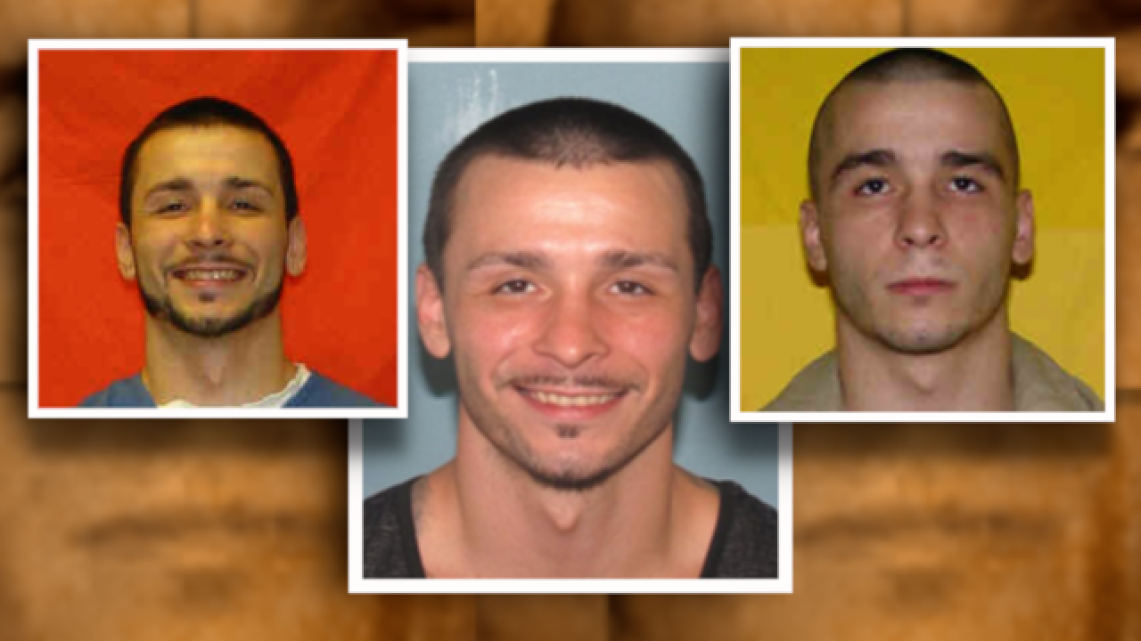 Investigators catch inmate who escaped during transfer to