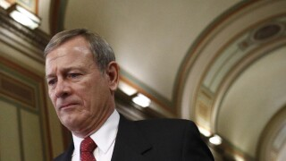 Chief Justice John Roberts spent night in hospital in June after fall