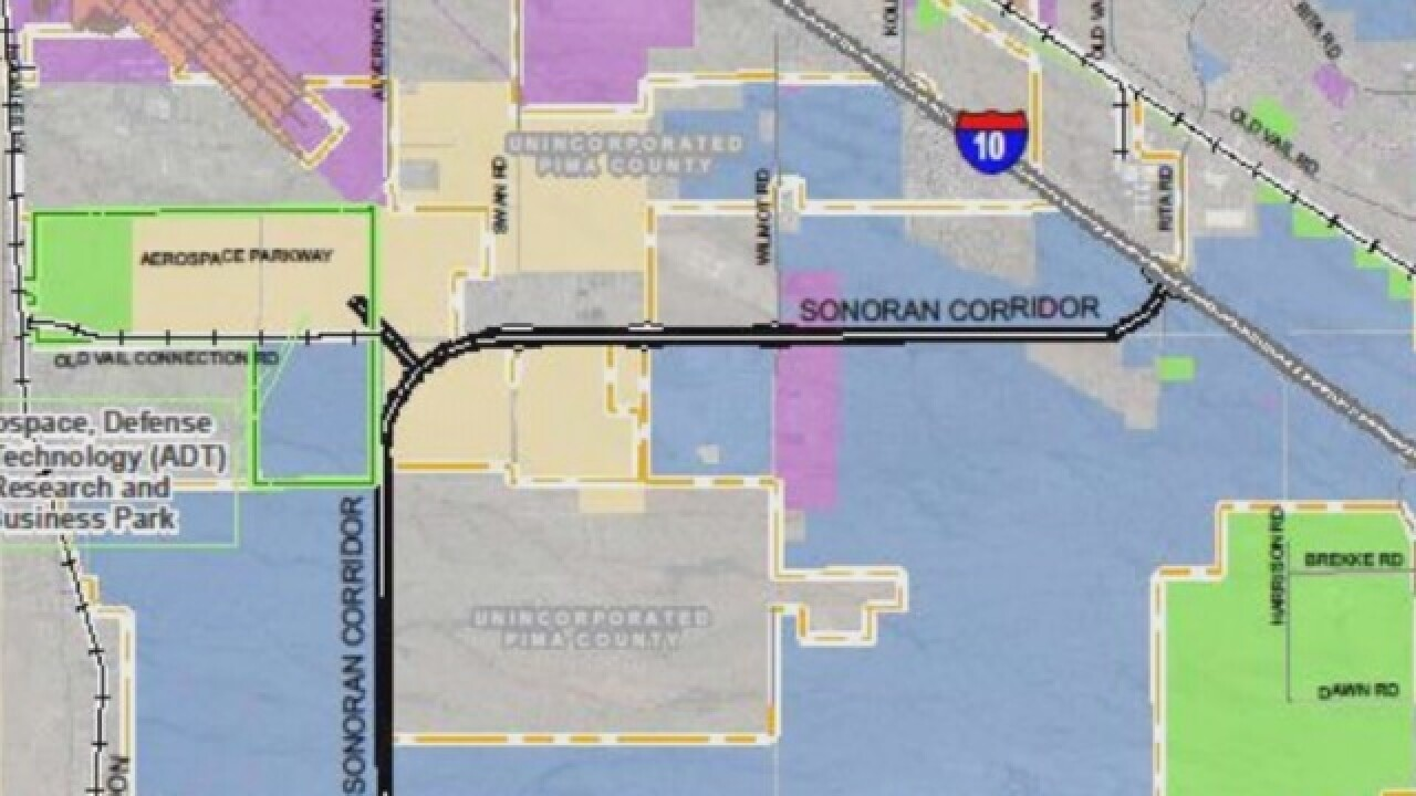 Sonoran Corridor to be a road to more business