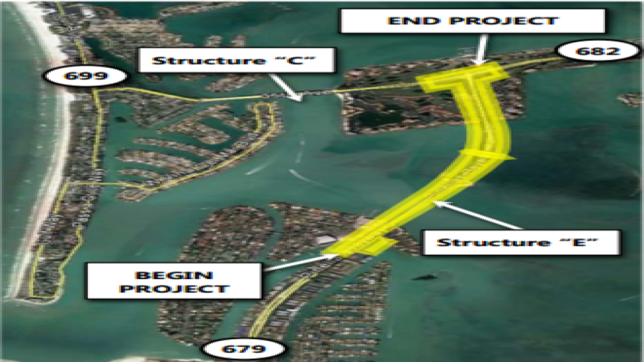 Part of Pinellas Bayway set to be replaced
