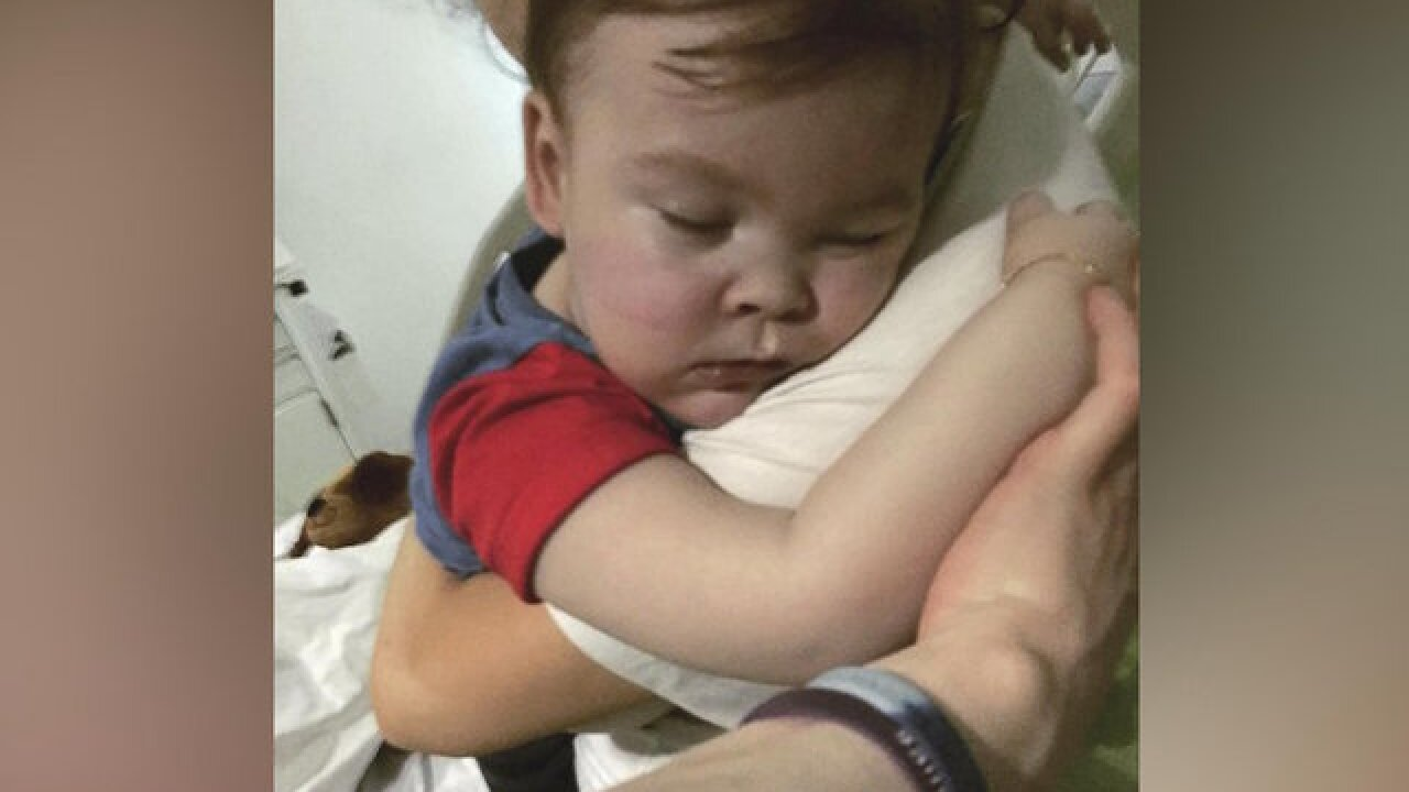 British toddler Alfie Evans not allowed to leave country, UK court says