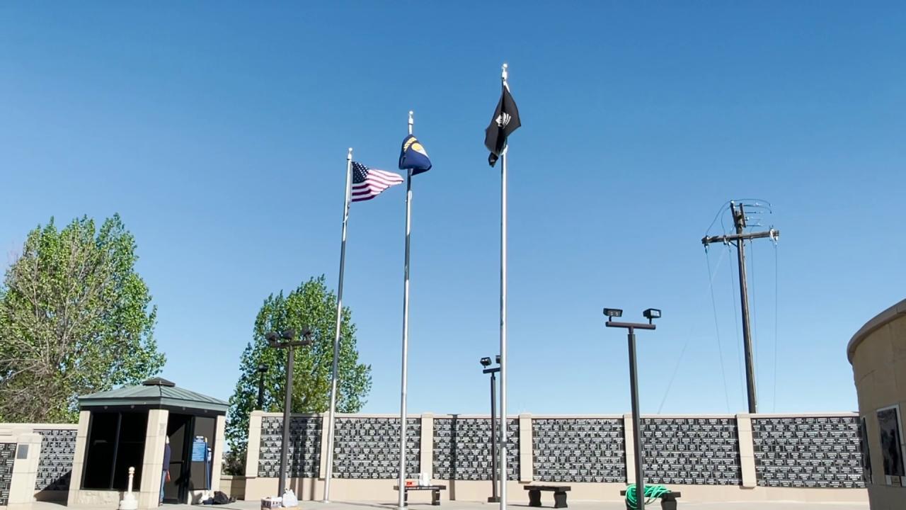 Montana Veterans Memorial