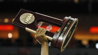 NCAA South Regional Trophy