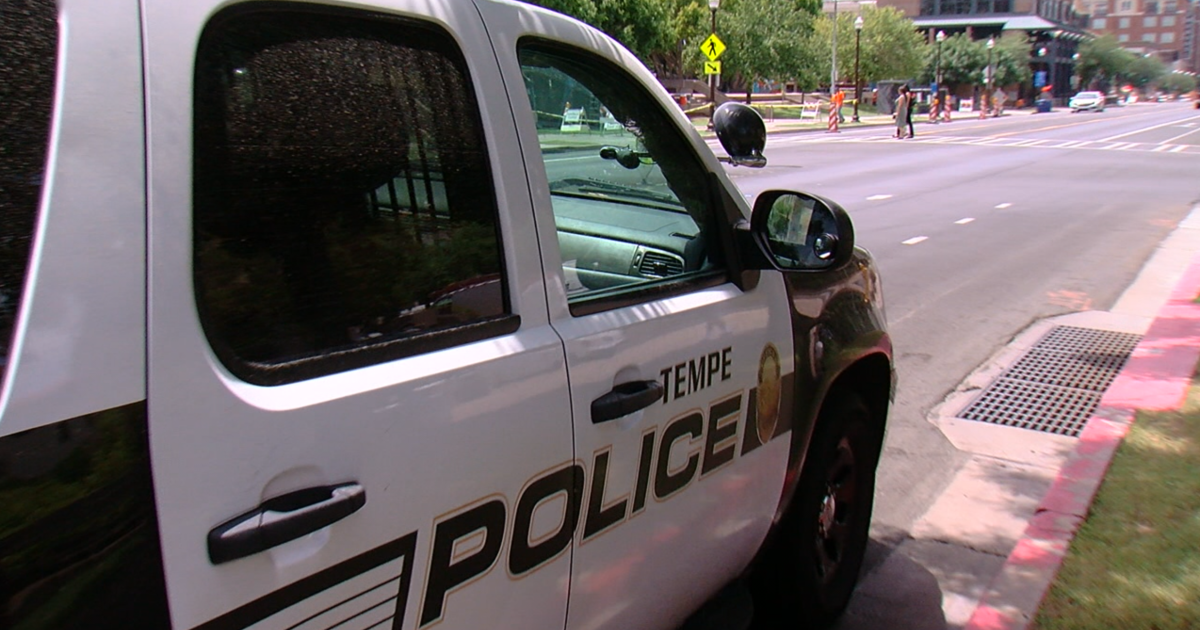 Tempe PD: Back to school safety tips for ASU students