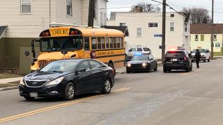 Cleveland third grader hit skip