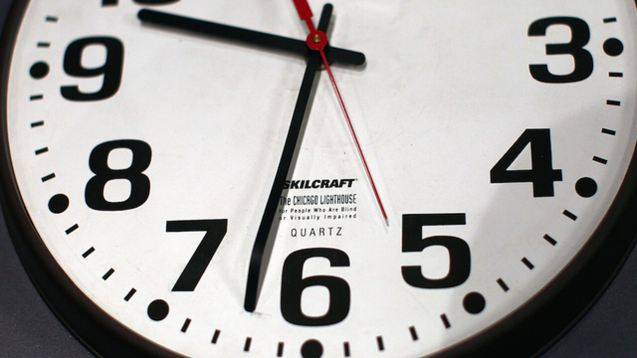 Adjust your clocks: New Year's Eve to include a leap second