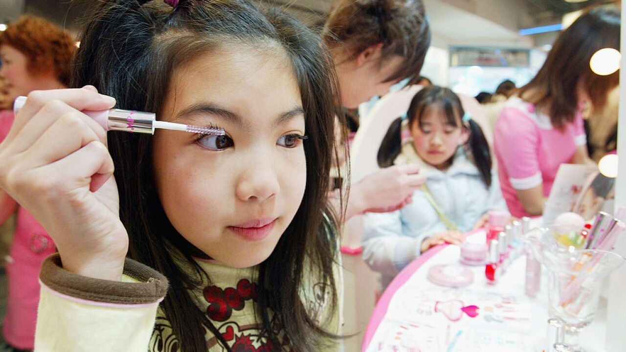 Injuries from cosmetics send 4,300 children to ERs every year