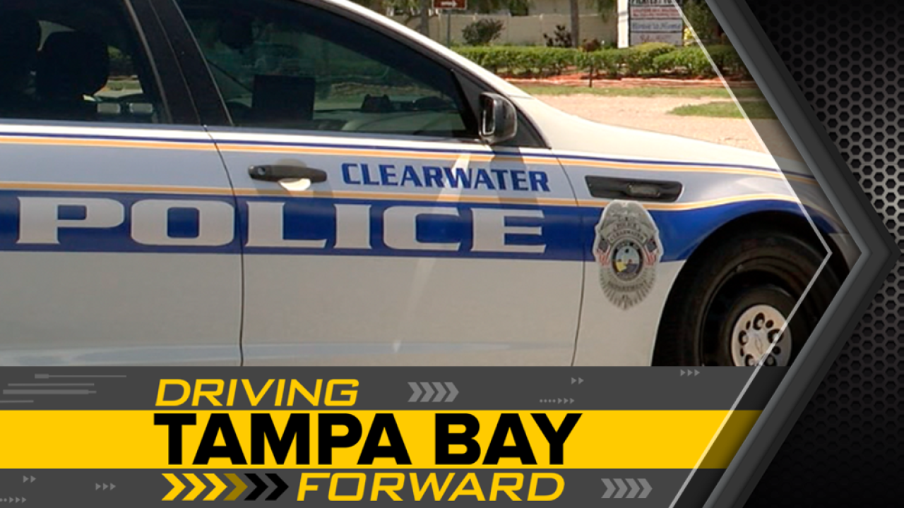 Police crackdown on dangerous driving in Clearwater
