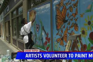 Art Starts to Pop Up in Downtown GR