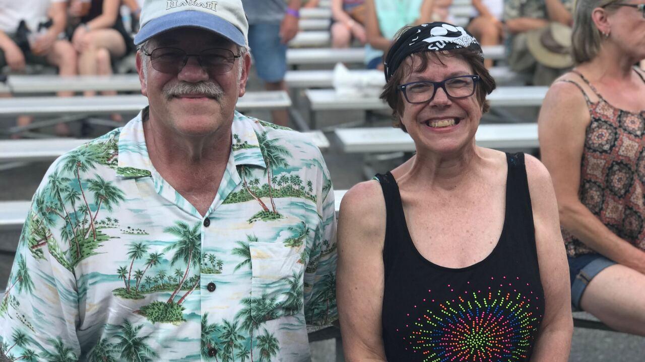 Wauwatosa couple Michael Retzer and Nancy Sachs