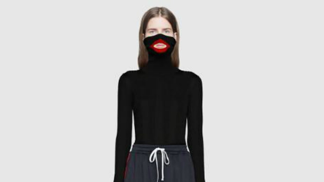 Gucci apologizes after social media users say sweater resembles blackface