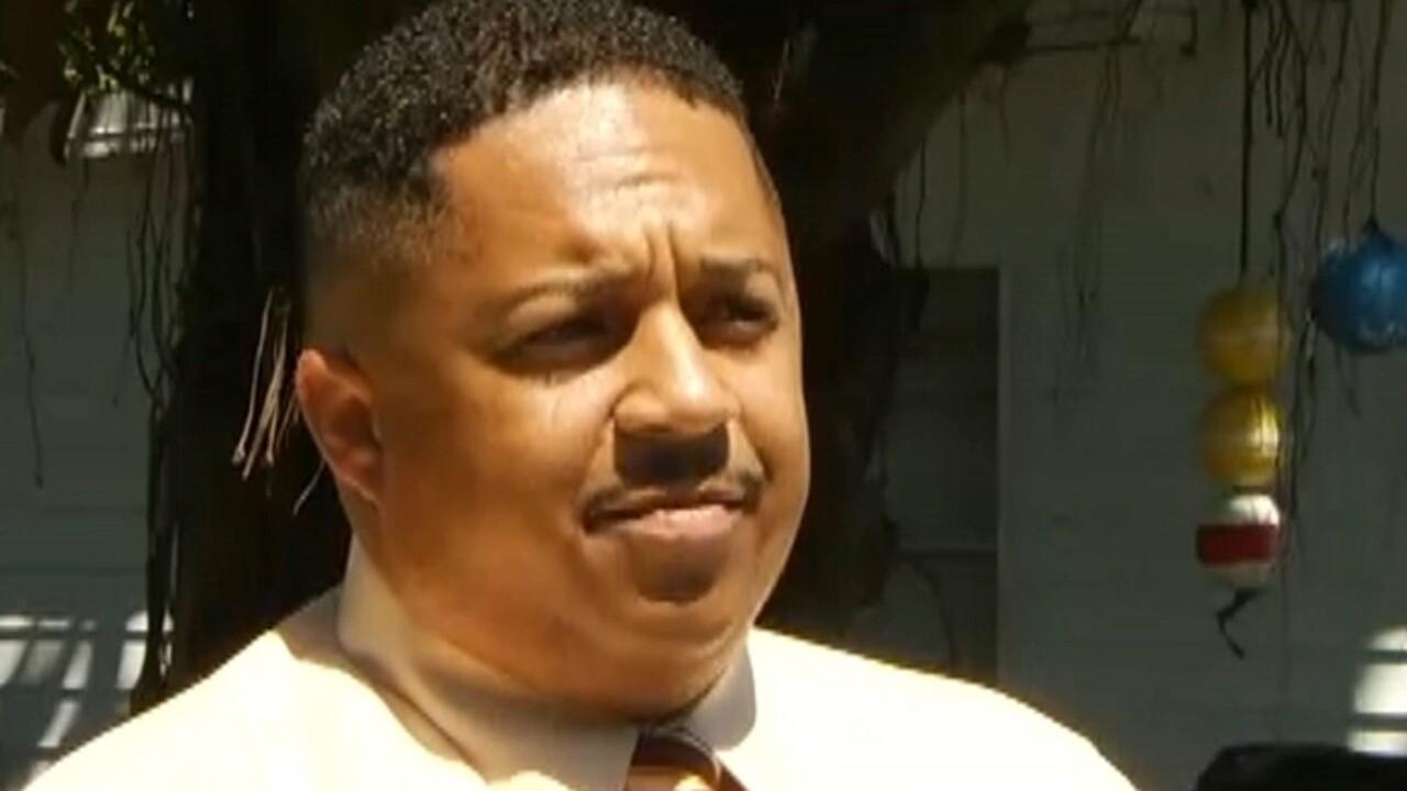 John Jenkins, former lieutenant with Miami-Dade police department.