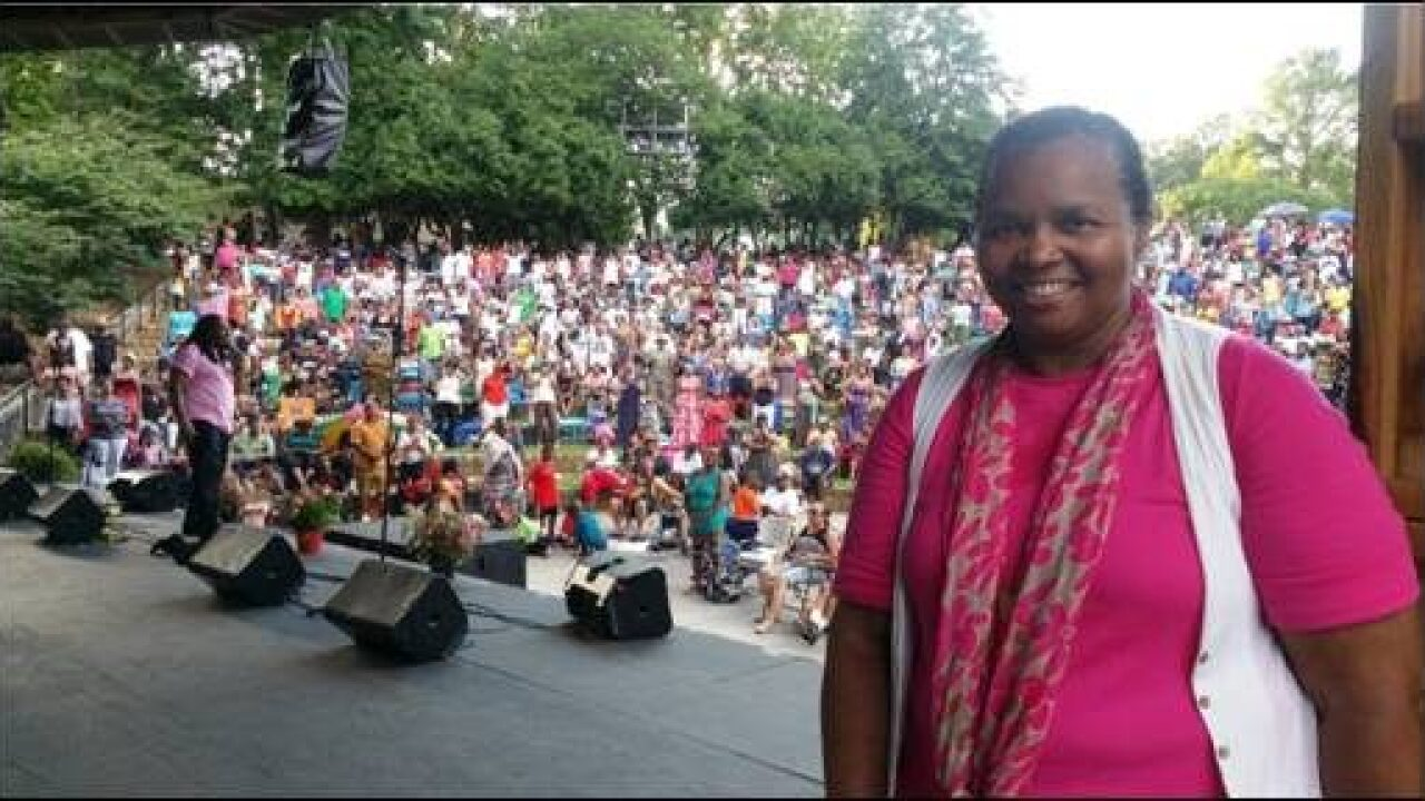 10TH Annual Gospel Music Fest with TheBelle