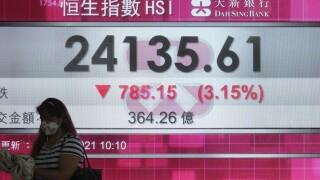 Hong Kong Financial Markets