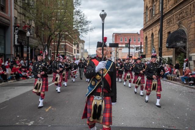 Findlay Market Opening Day Parade 2017