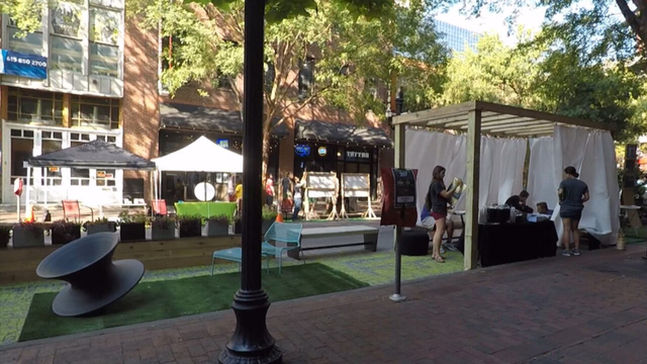 PARK(Ing) Day Comes To Nashville