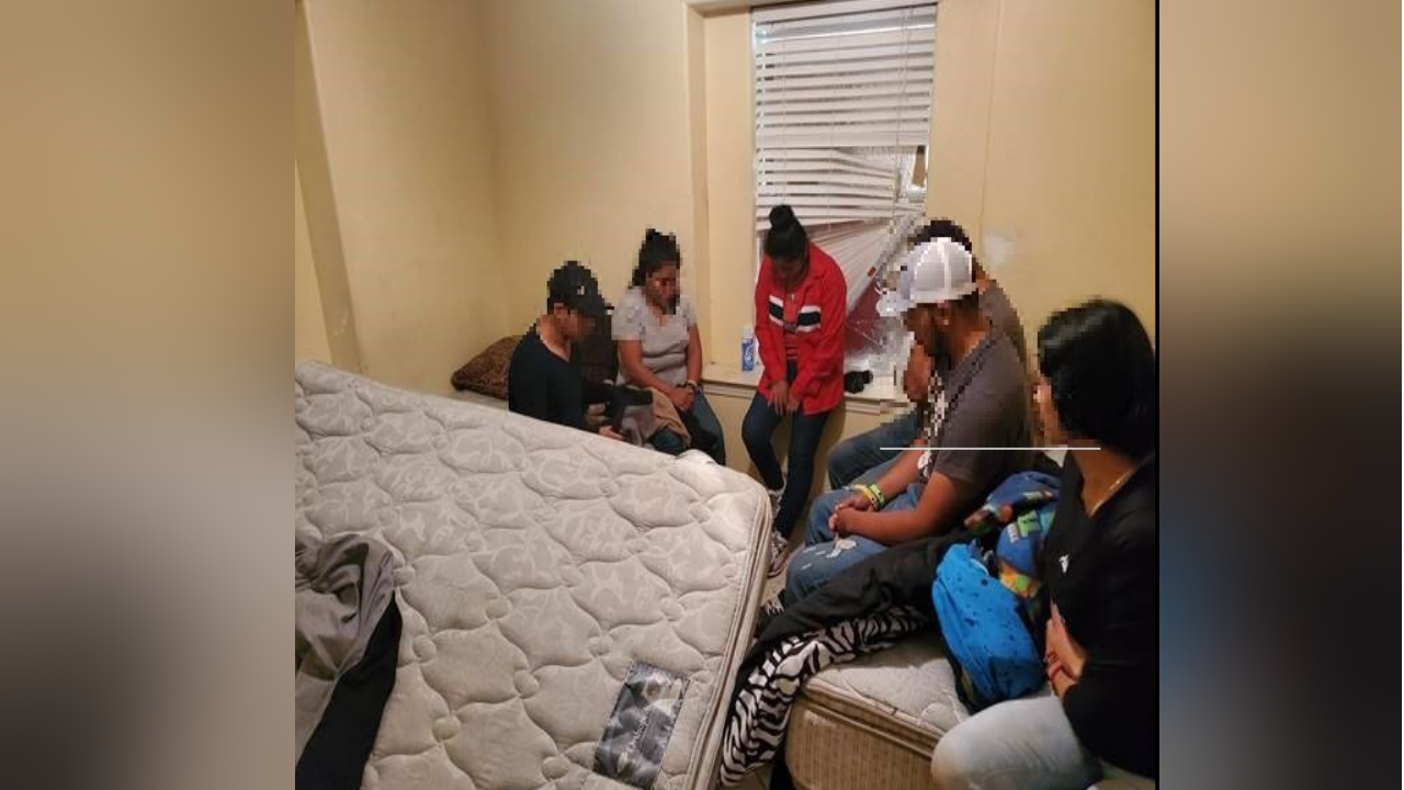 Migrants detained in Robstown