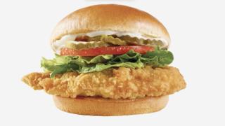 Wendy's releases new chicken sandwich