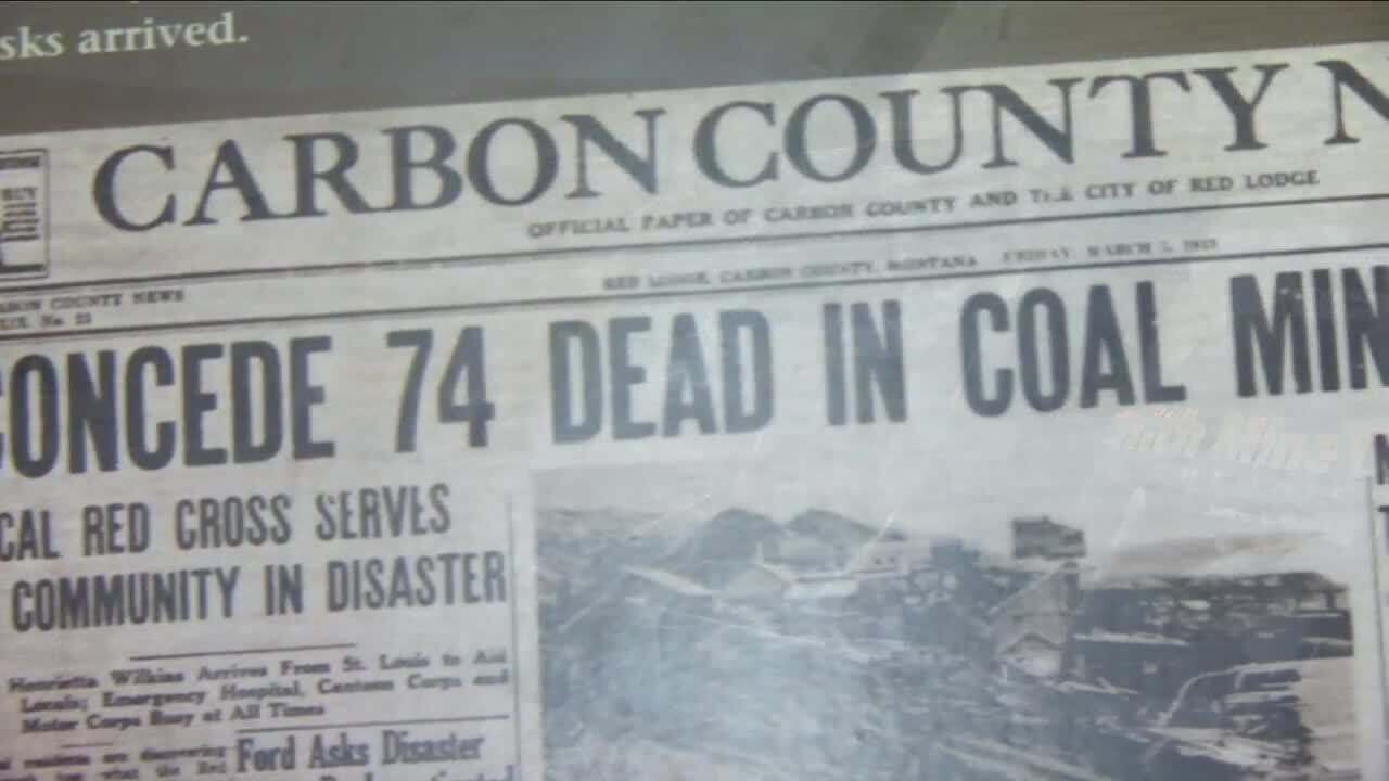 Smith Mine Carbon County News