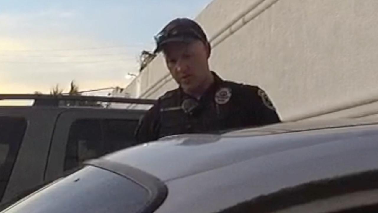 Officer Matthew Schneider Glendale PD Abuse of Force