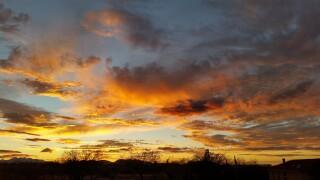 December 5th Sunsets