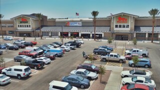 New Fry's opening, offers curbside pick up