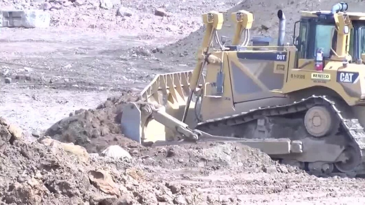 Work on Parrot Tailings and county buildings moves to new phase in Butte