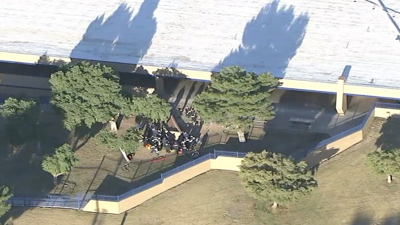 PD: 2 people shot at Glendale high school