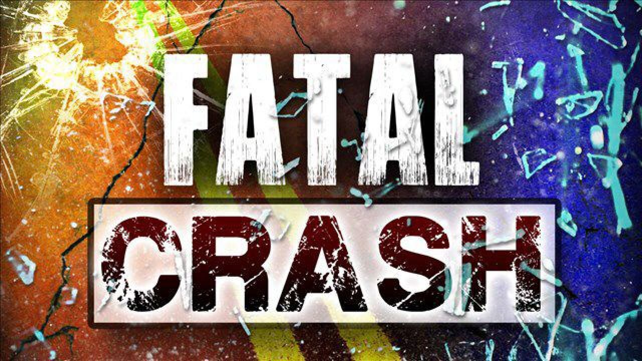 Elderly woman killed in two-car accident in Jackson County