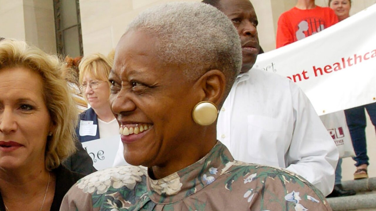 Activist Sadie Roberts-Joseph's alleged killer was behind in rent, Baton Rouge police chief says