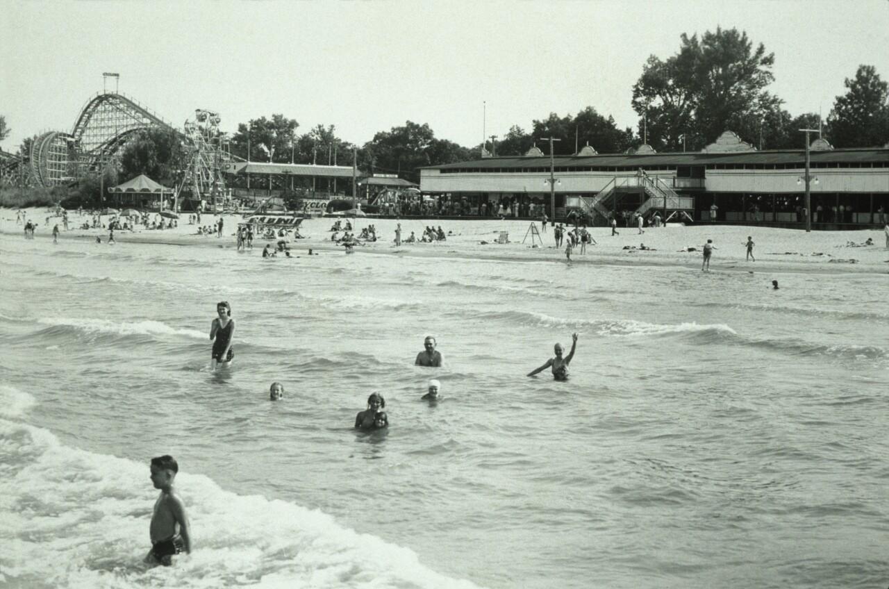Historic photo of Cedar Point