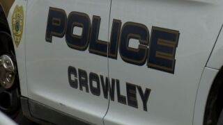 Crowley Police unit