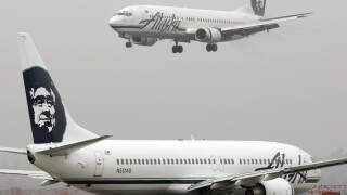 Alaska Airlines resumes flights in Portland, Spokane after temporarily suspending them due to hazardous air quality