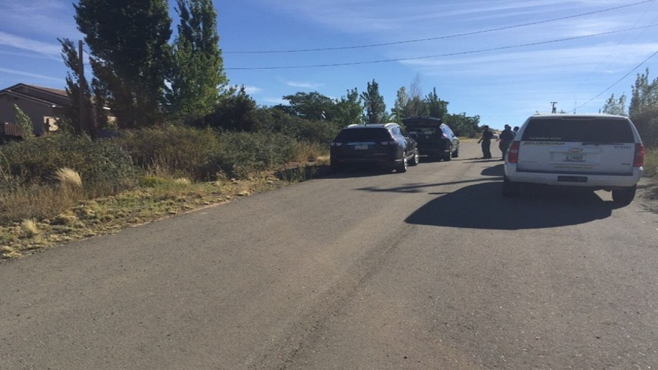 YCSO investigating officer-involved shooting