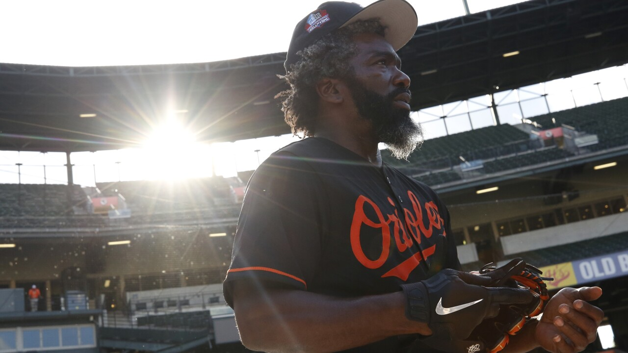 ed reed orioles park
