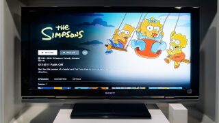 Get paid about $7,000 to binge watch 'The Simpsons'