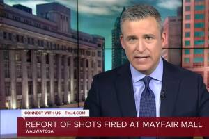 Reports of shots fired at Mayfair Mall, large police presence