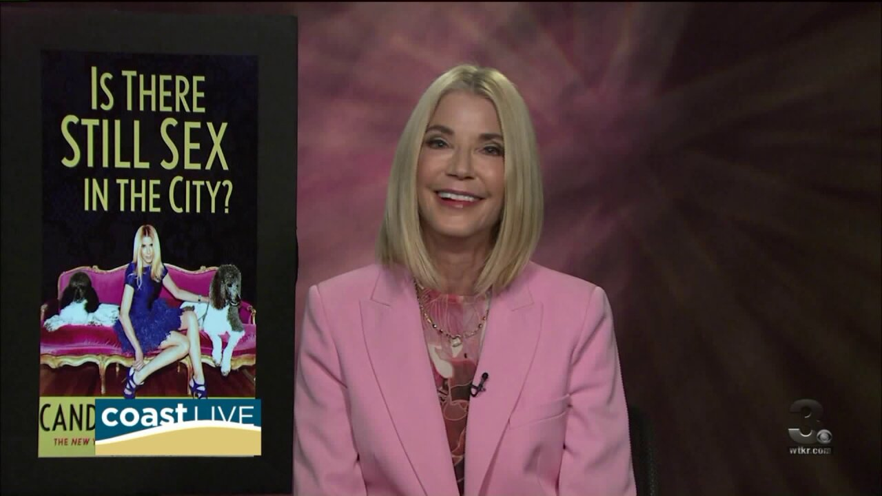 """Talking with the author of """"Sex in the City"""" about her new book on CoastLive"""