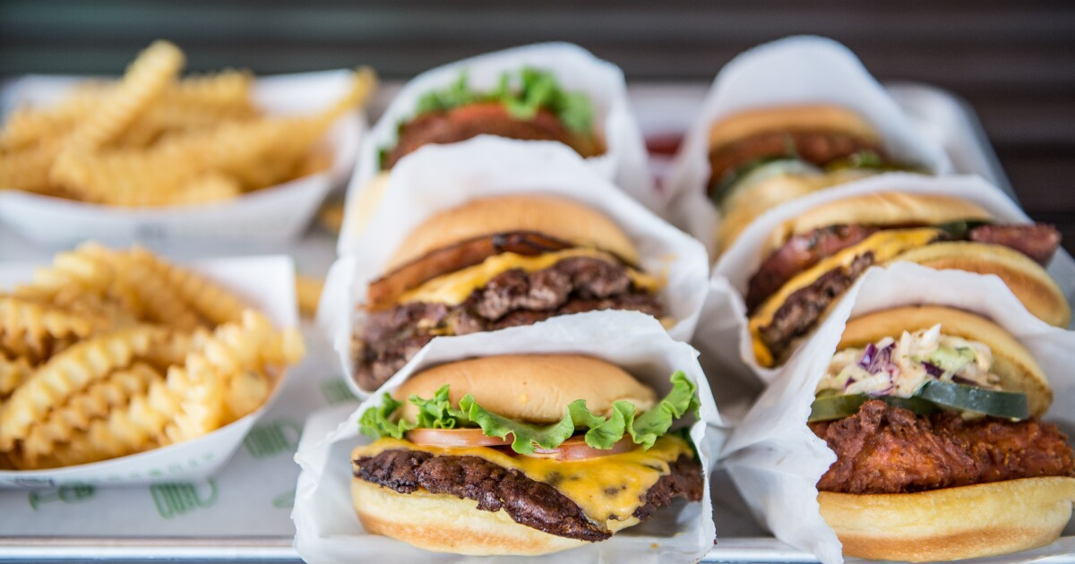 San Diego's fourth Shake Shack to open this month
