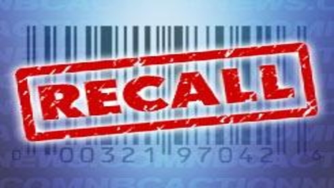 Salmonella concerns: Company recalls 239 cases of roasted and salted in-shell pistachios