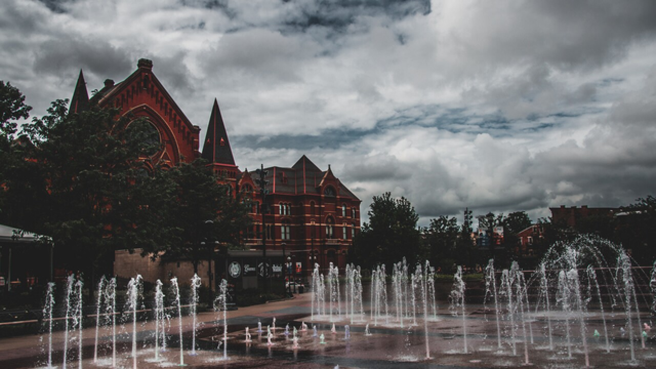 Cincygram: Through any lens, the Queen City shines under stormy skies