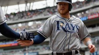 Oakland University grad Mike Brosseau goes from undrafted to middle of Rays lineup